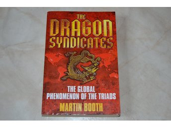 The Dragon Syndicates Martin Booth 1999 Pocket (Engelska) Fint Skick