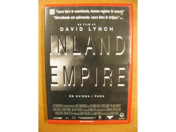 INLAND EMPIRE - LAURA DERN, JEREMY IRONS - AV DAVID LYNCH  - DVD