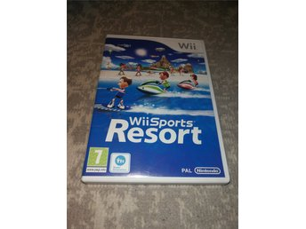 Wii Sports Resort -1kr-