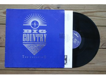 LP, vinyl, Big Country, 1;a, Skids, Armoury Show, art, new wave, 1983