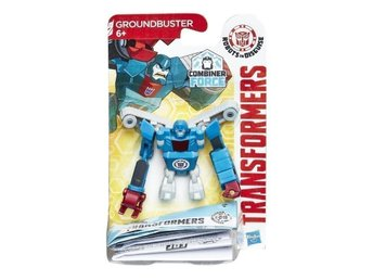 Transformers Robots in Disguise Combiner Force Legion Groundbuster