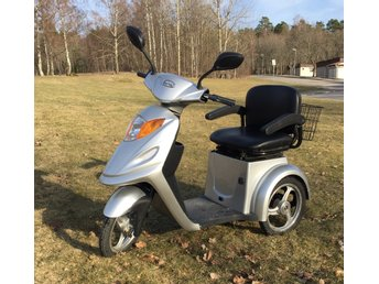 Permobil, Eloped Scooty -17