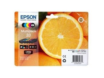 Epson C13T33374011 Multi- pack 5-colours, 33