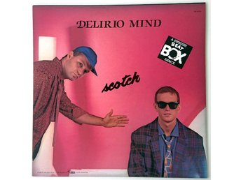 "Scotch - Delirio Mind 1985 12"" Beat Box"