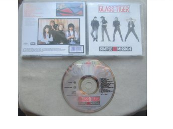 Glass Tiger: Simple Mission 1990