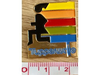 Tupperware pin