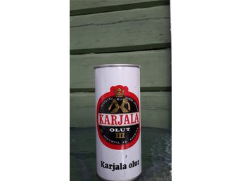Ölburk Karjala Olut III NM (Near Mint)