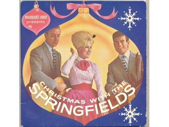 Christmas record EP Springfields Christmas with