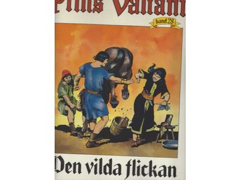 Prins Valiant nr 28 1985  skick vf-nm
