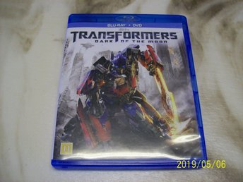 Transformers - Dark of the moon - (Blu-ray + DVD)