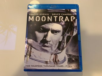 Moontrap (Olive Films, US-Import, Region A)