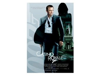 James Bond 007 - Casino Royale - Empire - One Sheet