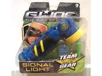 G.I. Joe - The Rise Of Cobra Signal Lampa / Missilavfyrare