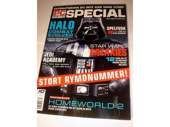 PC GAMER SPECIAL  Nr3 2003  HELT NY   STAR WARS   HALO mm.