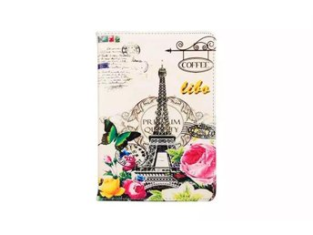 City Elemental Ipad Fodral - Ipad Mini 4 - Paris Coffee