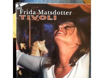 CD FRIDA MATSDOTTER / Per Ruskträsk Johansson Peter Asplund Jazz Björkö - Skövde - CD FRIDA MATSDOTTER / Per Ruskträsk Johansson Peter Asplund Jazz Björkö - Skövde