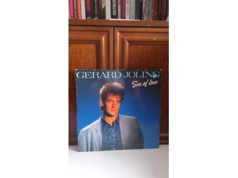 Gerard Joling - Sea Of Love, vinyl LP