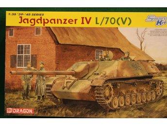 Dragon 1/35 Jagdpanzer IV L/70(V) - Lund - Dragon 1/35 Jagdpanzer IV L/70(V) - Lund