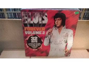 Elvis Forever volume 2, 2 x LP
