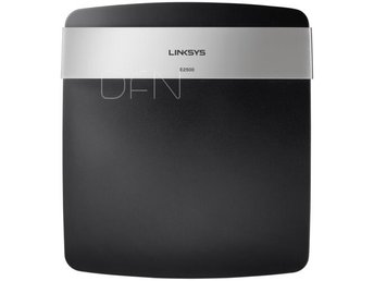Linksys E2500 Advanced Dual-Band N Router      E2500-EW