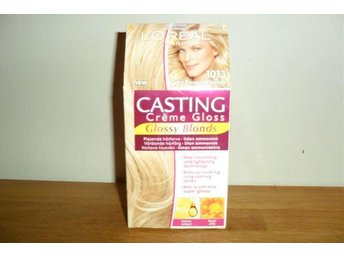 Loreal Casting Creme Gloss Light Frosted blonde nr 1013 NY - Björketorp - Loreal Casting Creme Gloss Light Frosted blonde nr 1013 NY - Björketorp