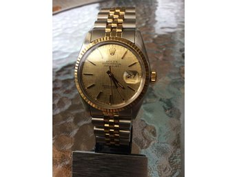 ROLEX DATEJUST 16013 MED BOX !!