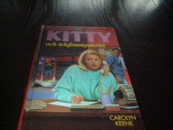 CAROLYN KEENE:KITTY OCH TELEFONMYSTERIET 1986