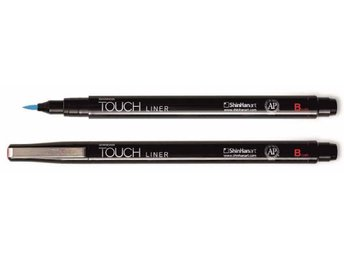 ShinHan Touch BRUSH Liner, Black