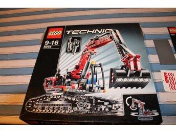 Lego 8294 Gravmaskin - Hedekas - Lego 8294 Gravmaskin - Hedekas