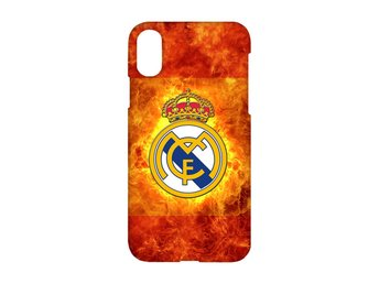 Real Madrid iPhone X Skal