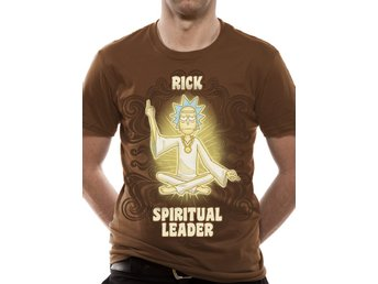 RICK AND MORTY - SPIRITUAL LEADER (UNISEX) - Medium