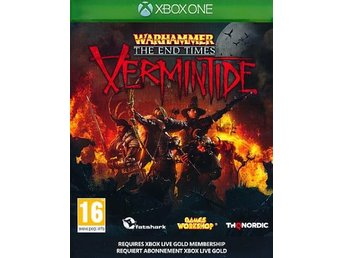 Warhammer End Times Vermintide (XBOXONE)