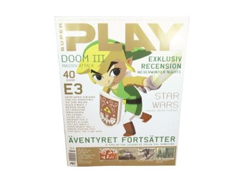 Super Play Nr 6 2002 The Legend of Zelda Äventyret fortsätter