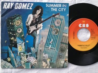 Ray Gomez-Summer in the city (1980)