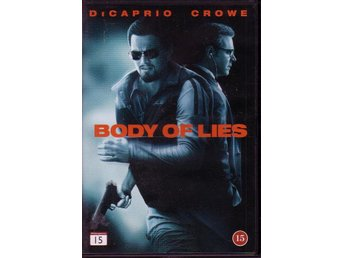 Body of lies / DVD (Leonardo DiCaprio/Russell Crowe)