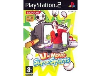 U-Move Super Sports    - PS2