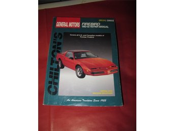 CHILTONS,GM,FIREBIRD,REPAIR MANUAL,HAYNES,8534,28602,GENERAL MOTORS,PONTIAC