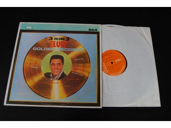 "ELVIS PRESLEY ""GOLDEN RECORDS VOLUME 3"" SF 7630"