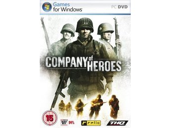 Company Of Heroes - Direct X 10 Edition - PC Spel