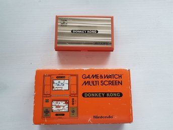 Donkey kong game & watch game and watch