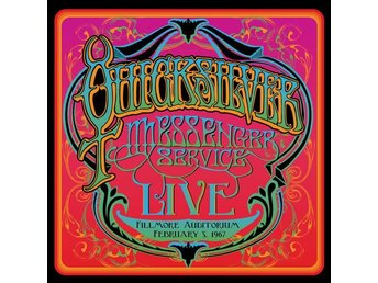 Quicksilver Messenger Service: Fillmore Aud. -67 (2 CD)