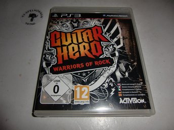Guitar hero Warriors of rock - ej manual