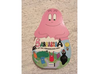 Barbapapa förvandlingsspel
