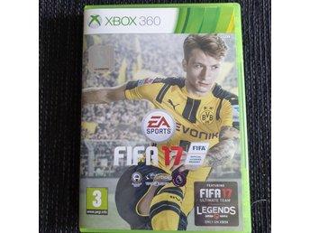 Fifa 17 xbox 360 (408027337) ᐈ Köp på Tradera
