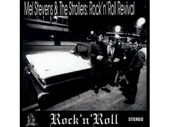 Mel Stevens & The Strollers - Rock & Roll Revival - LP NY
