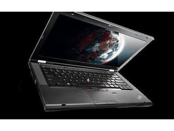 Lenovo T430 i5 2.6-3.3GHz 8GB RAM 480GB SSD Windows 10 Pro Fint skick!