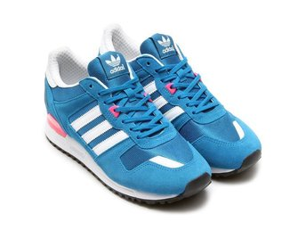 Adidas ZX 700 W Blue/White/Pink Sneakers