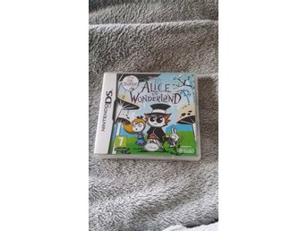 Disney's Alice In Wonderland till Nintendo DS / Alice I Underlandet / Tim Burton
