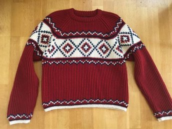 Abecrombie & Fitch: klassisk stickad tröja i toppskick! - Danderyd - Abecrombie & Fitch: klassisk stickad tröja i toppskick! - Danderyd