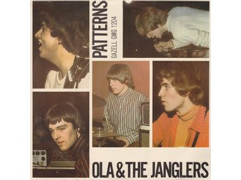 LP Ola & The Janglers  Patterns